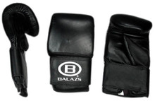 Balazs Boxing Leather Bag Gloves