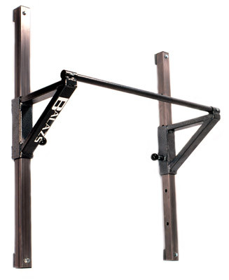 Balazs Boxing Adjustable 48-inch Pull-Up Bar