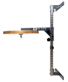 "Balazs Boxing SBP24 Adjustable Speed Bag Wall Mount 24"" Drum"