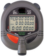 Ultrak 499 - 2000 Lap Dual Memory Stopwatch