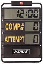 Ultrak Multi-Sport Portable Scoreboard and Timer
