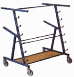 Spalding Volleyball Equipment Carrier  438-057