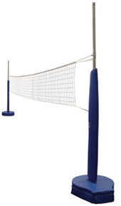 Spalding Volleyball Antenna/Holder Set   408-046