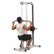 Powerline Fitness Lat Machine PLM180X