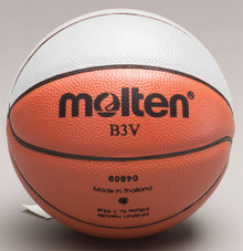 Molten Synthetic Leather Miniature Autograph Basketball