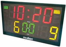 Molten Top-90XR Deluxe Digitimer Wireless Portable Scoreboard