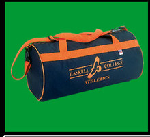Ryno Athletics Deluxe Round Duffel Bag Series