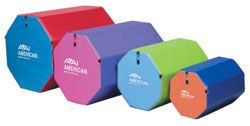 American Athletic Gymnastics Training Octagons