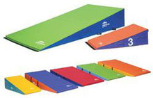 American Athletic Gymnastics Training Mats - Wedges