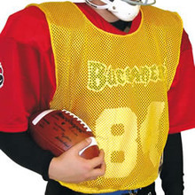 Pro-Down Heavy Duty Football Scrimmage Vest