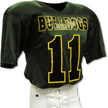 Mini Mesh Youth Football Jersey