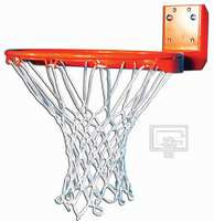 Gared Sports 66T Rear Mount Fixed Basketball Goal