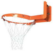 Spalding Hercules Fixed Basketball Rim - Rear Mount
