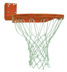 Spalding Hercules II Fixed Basketball Goal - Rear Mount