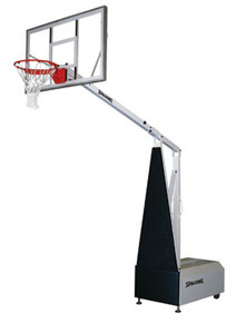 Spalding Fastbreak 960 Portable Basketball Backstop, AA-411-870
