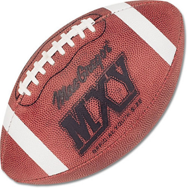MacGregor MXY Youth Leather Football