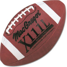 MacGregor X111L Official Sized Game Football