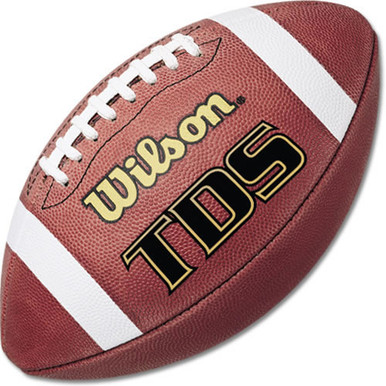 Wilson F1205R Official Sized High School Game Football