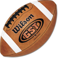 Wilson F1003R GST Official Game Football
