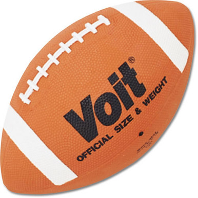 Voit CF6 Junior Youth Rubber Football