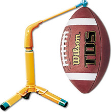 Wilson Pro Kick Kicking Cage Football Holder Tee