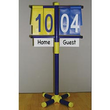 PVC Adjustable Volleyball (Multisport) Scorekeeper