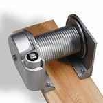 Gared Sports Manual Winch for Basketball Goals - Gymnasium