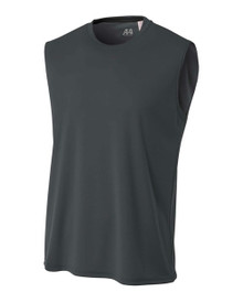 A4 N2295 Cooling Performance Muscle Shirt with 3M