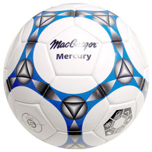 MacGregor Mercury Club Synthetic Leather Soccer Ball - Size 5