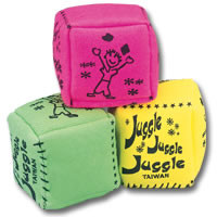 Gamecraft Colored Juggling Beanbags School Pack of 36