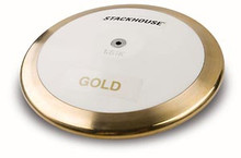 Stackhouse T111 Gold 1.6 Kilo High School Track & Field Discus
