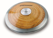 Stackhouse T-1.5 Competition1.5 Kilo Men's 50-59 Wood Discus