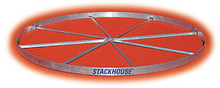 Stackhouse Cantabrian TCDWEB Webbed Aluminum Discus Ring