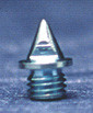 "Stackhouse TP36 Spikes - 3/16"" Pyramid Point - Bag of 100"