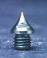 "Stackhouse TP14 Spikes - 1/4"" Pyramid Point - Bag of 100"