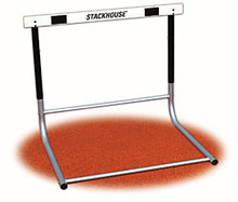 Stackhouse TARH Aluminum High School Rocker Hurdle
