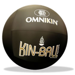 "Omnikin 48"" Black Kin-Ball"
