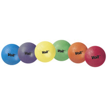 "Voit 6.25"" ""Softi"" Tuff Foam Ball - Set of 6"