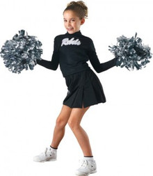 Alleson Women's Stock Figure Fit Cheerleading Uniform Shell