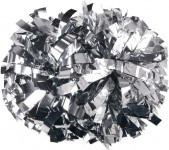Alleson CPOMM Metallic Convertible Cheerleading Poms