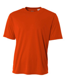 A4  Youth Cooling Performance Crew Neck T-Shirt