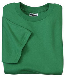 Jerzees 29M Adult 50/50 5.5 Ounce Cotton Polyester T-Shirt