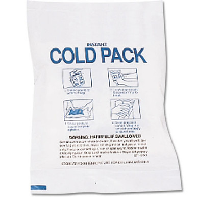 Cold Pack 5-inch X 7-inch Cold Compress Ice Pack - 16 Pack