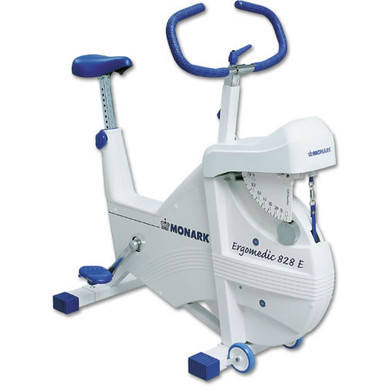 Monark 828E Ergomedic Exercise Bike  FREE SHIPPING!