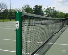 Gared Heavy-Duty Ground Sleeves for Square Tennis Posts