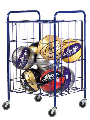 Champion Sports Lockable Ball Locker - LHX