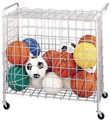 Champion Sport Portable Ball Locker - BCX