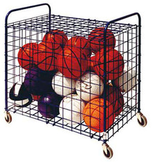 Champion Sports Lockable Ball Storage Locker - LFX
