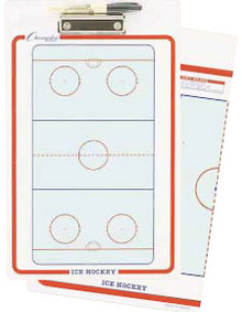 Champion Sports Coaches Board Ice Hockey
