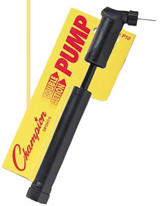 Champion Sports Personal Hand Pump
